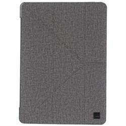 "Uniq для iPad Pro 11 (2018) ""Yorker Kanvas Grey"" (NPDP11YKR(2018)-KNVGRY) - фото 24759"
