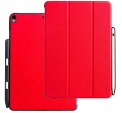 "Uniq для iPad Pro 11 (2018) ""Transforma Rigor"" с отсеком для стилуса Red (NPDP11(2018)-TRIGRED) - фото 24761"