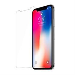 """Защитное стекло для iPhone X (стандартное цвет """"прозрачное"""") - фото 25357"""