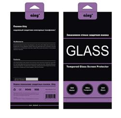 Защитное стекло Ainy Tempered Glass 2.5D 0.2мм для iPhone 7/8 (стандарт) - фото 25407