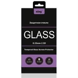 Защитное стекло: Ainy Tempered Glass 2.5D 0.33mm для iPhone X (Стандарт) - фото 25408
