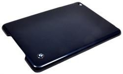 Чехол-накладка BMW для iPad Mini Logo Signature Hard (Цвет: Черный) - фото 25431