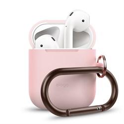Чехол Elago для AirPods Hang case (Розовый) (EAPSC-HANG-PK) - фото 25484