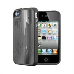 Чехол SGP Modello Case Black для iPhone 4 / 4s - фото 3498