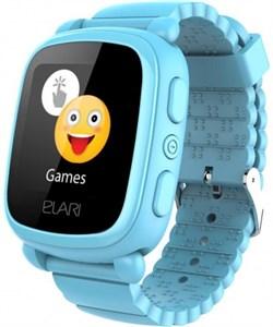 Elari KidPhone 2 часы-телефон голубые (KP-2-BLUE) - фото 25772