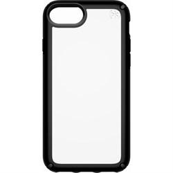 """Чехол-накладка Speck Presidio Show для iPhone 6/6s/7/8,  цвет прозрачный/черный"""" (88203-5905) - фото 25800"""