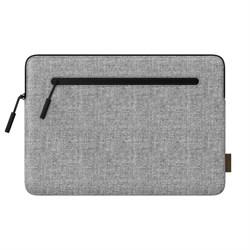 """Чехол-Сумка LAB.C Slim Fit для ноутбуков размером до 15 """"дюймов"""",  светло-серый (LABC-455-LG) - фото 25805"""