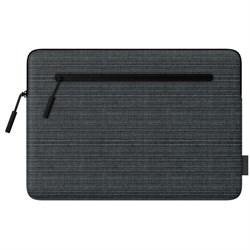 """Чехол-Сумка LAB.C Slim Fit для ноутбуков размером до 15 """"дюймов"""", темно-серый (LABC-455-DG) - фото 25815"""
