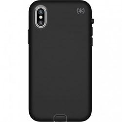 """Чехол-накладка Speck Presidio Sport для iPhone X, цвет """"чёрный/серый/чёрный"""" (104443-6683) - фото 25829"""