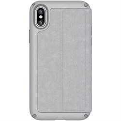 """Чехол-книжка Speck Presidio Folio для iPhone X/XS, цвет """"серый"""" (110575-7360) - фото 25855"""
