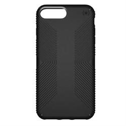 "Чехол-накладка Speck Presidio Grip для iPhone 6/6s/7/8 PLUS, цвет ""черный"" (103122-1050) - фото 25877"