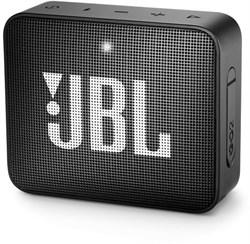 Портативная акустика JBL Go 2, Bluetooth (Цвет: Черный) (JBLGO2BLK) - фото 25915
