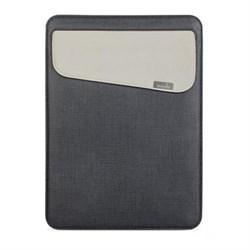 """Чехол Moshi Muse для ноутбука Apple MacBook 13"""" (Материал микрофибра) (цвет: черный) (99MO034004) - фото 25990"""