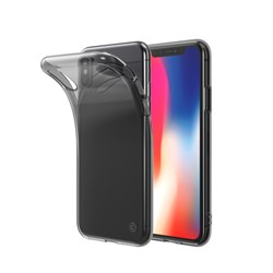 Чехол LAB.C Slim Soft для Iphone XS/X, (цвет черный) (LABC-197-BK) - фото 26000