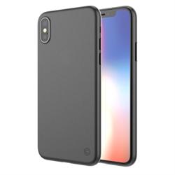 Чехол LAB.C Slim Soft для Iphone XS/X, (цвет черный) (LABC-198-BK) - фото 26002