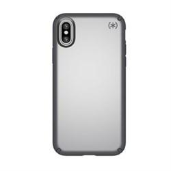 Чехол Speck Presidio для iPhone XS/X, (цвет серый) (103135-6649) - фото 26007