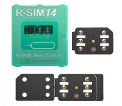 Адаптер R-SIM 14 для iPhone XS, XS Max, XR, 11, 11 Pro, 11 Pro Max - фото 26137