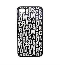 Пластиковый дизайн чехол-накладка от Marc Jacobs Case для iPhone 4 4s