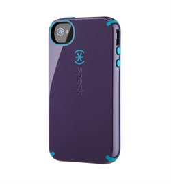Чехол Speck CandyShell Purple/Blue для iPhone 4 / 4s