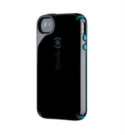 Чехол Speck CandyShell Black/Blue для iPhone 4 / 4s