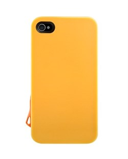 Пластиковый чехол SwitchEasy Lanyard Cases Orange iPhone 4 / 4S
