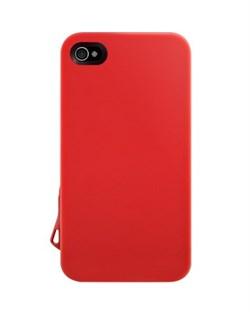 Пластиковый чехол SwitchEasy Lanyard Cases Red iPhone 4 / 4S