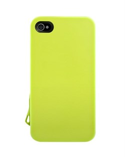 Пластиковый чехол SwitchEasy Lanyard Cases Green iPhone 4 / 4S
