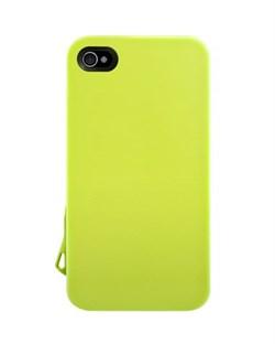 Пластиковый чехол SwitchEasy Lanyard Cases Green iPhone 4 / 4S