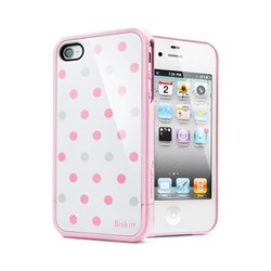 Чехол SGP Linear Biskitt Series Case Rose iPhone 4 / 4S