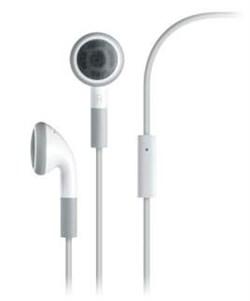 Оригинальные наушники-гарнитура Apple Earphones для iPhone / iPod / iPad