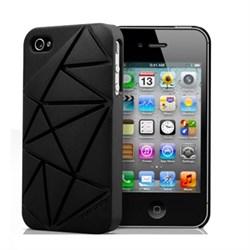 Чехол Coin 4 Black для iPhone 4/4S