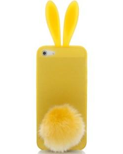 Чехол Rabito Yellow для iPhone 4/4s