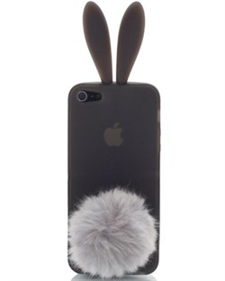 Чехол Rabito Grey для iPhone 4/4s