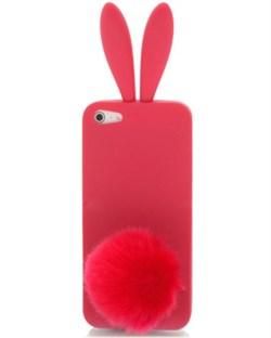 Чехол Rabito Red для iPhone 4/4s