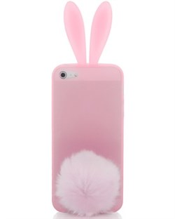 Чехол Rabito Pink для iPhone 4/4s