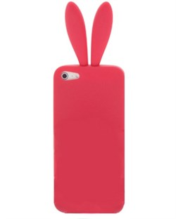 Чехол Rabito Red без хвостика для iPhone 4/4s