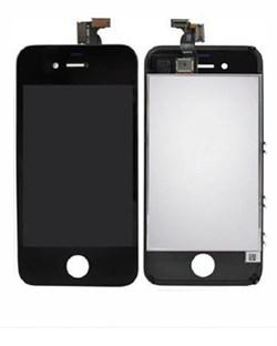 Дисплей для iPhone 4G в сборе, чёрный (копия)