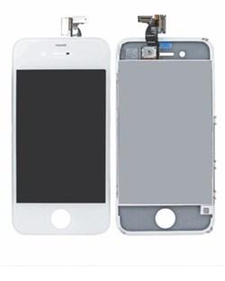 Дисплей для iPhone 4G в сборе, белый (копия)