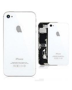 Задняя крышка панель для iPhone 4S, белый (копия)