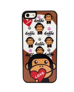 Чехол A Bathing Ape Love Kobbe для iPhone 5