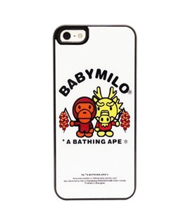 Чехол A Bathing Ape Baby Milo Friends для iPhone 5