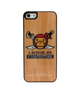 Чехол A Bathing Ape Piratestore Ape для iPhone 5
