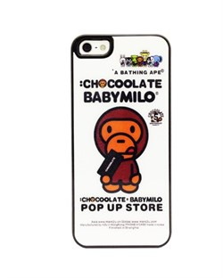 Чехол A Bathing Ape Baby Milo Pop Up Store для iPhone 5