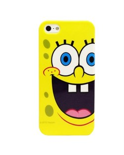 Чехол Cartoon Sponge Bob для iPhone 5