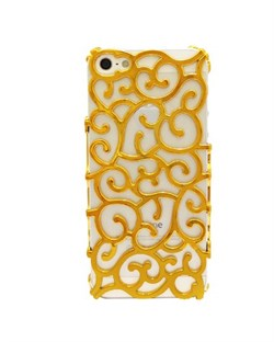 Чехол Yellow Vines Flower Case для iPhone 5