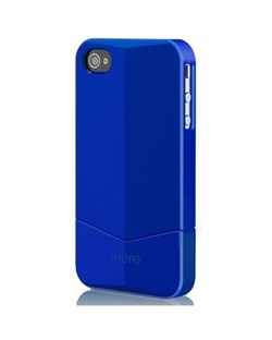 Чехол More GT Racer Skyline Blue для iPhone 4/4S