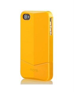 Чехол More GT Racer Giallo Yellow для iPhone 4/4S