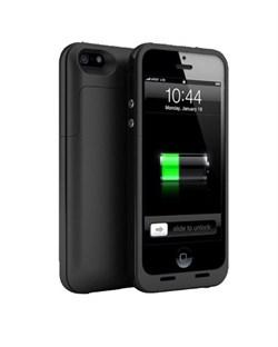 Чехол-аккамулятор The Outer Jacket Battery Black для iPhone 4/4S