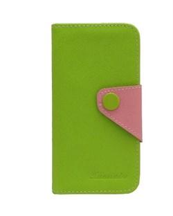 Чехол-книжка Green Wallet Case Xuenair для iPhone 5