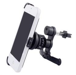 Автомобильный держатель для iPhone 5 на воздуховод
